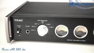видео TEAC UD-301, купить внешний ЦАП TEAC UD-301