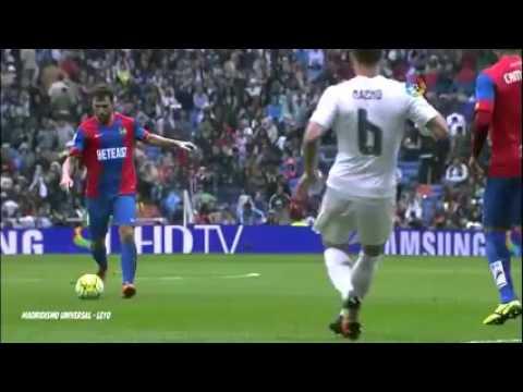 Resumen del partido Real Madrid 3-0 Levante | RMFANSLUIS