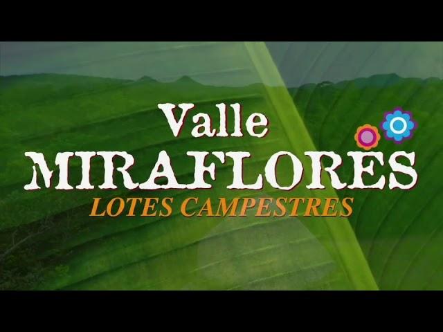 Valle Miraflores cuidando la Naturaleza