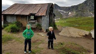 Fishing Alaska & Exploring Abandoned Gold Mines! (WT part 10)