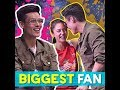 Biggest fan | KAMI | Kim Chiu couldn't hold back her emotions and jumped into Xian Lim's