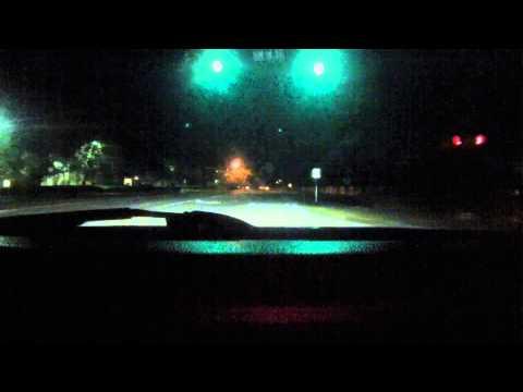 Idiot almost causes accident 14th St and Shotgun Road - Sunrise, FL