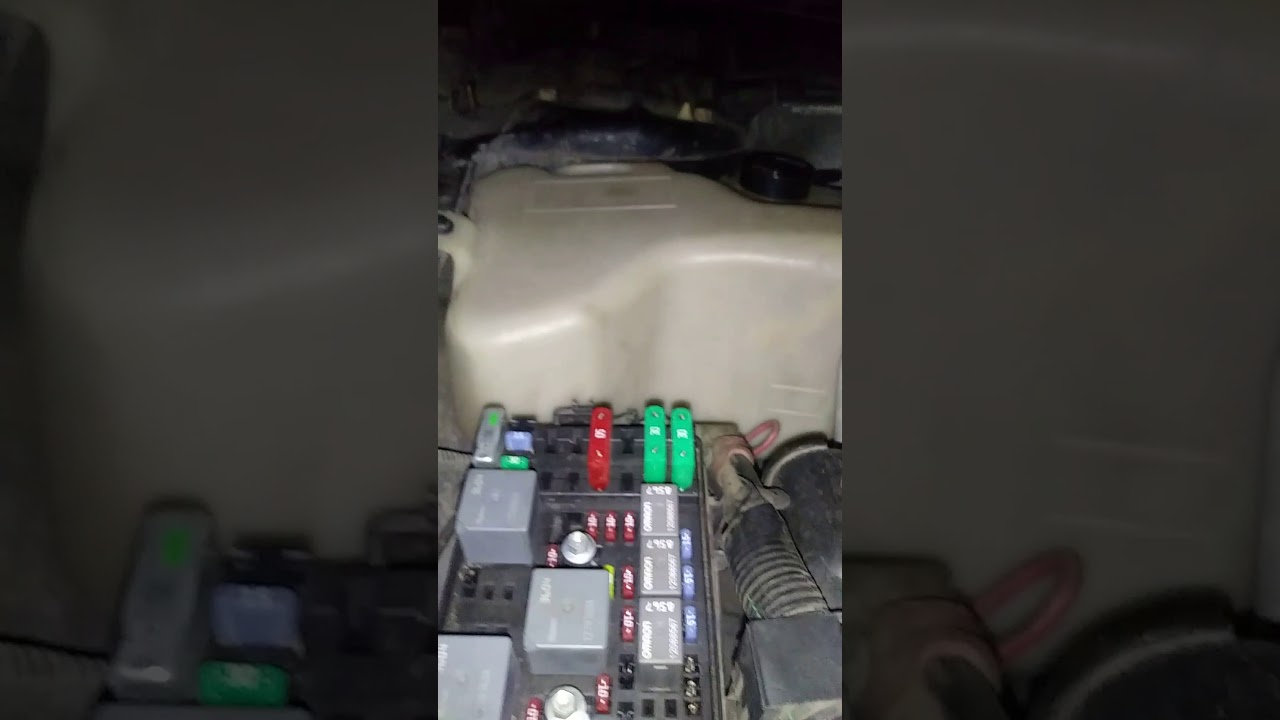 jeep fuse box buzzing wiring diagrams schemathe fuse box is making a noise youtube jeep mass air flow sensor jeep fuse box buzzing