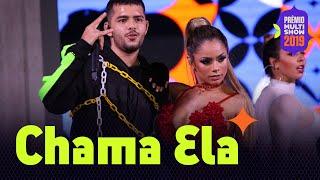"Baixar Lexa part. Pedro Sampaio - ""Chama Ela"" | AO VIVO no Prêmio Multishow 2019"