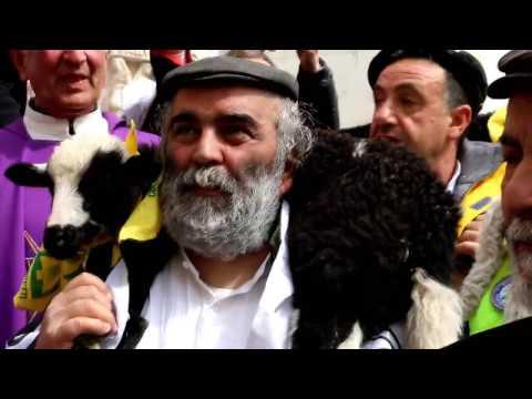 Sa Paradura 1000 pecore per Cascia