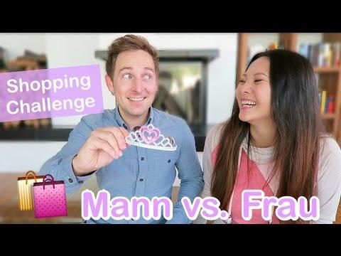 Mein MANN kauft mein Makeup! LIVE dm Haul Shopping CHALLENGE | Mamiseelen