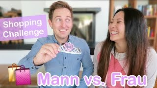 Mein MANN kauft mein Makeup! LIVE dm Haul Shopping CHALLENGE | Mamiseelen