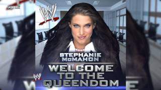 """Stephanie McMahon 7th WWE Theme - """"Welcome to the Queendom"""""""