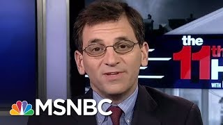NYTimes: No Job Is Safe In Donald Trump White House, Not Even Kushner's | The 11th Hour | MSNBC