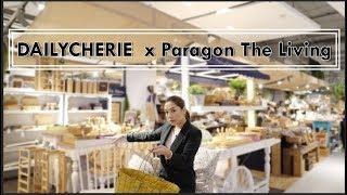 DAILYCHERIE : เดินดูของแต่งบ้านแบบแฟๆ ที่ Paragon The Living