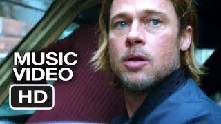 World War Z MUSIC VIDEO (2013) - Brad Pitt Movie HD