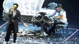 周杰倫【魔天倫世界巡迴演唱會2013】 (香港站) 第一場   嘉賓張智霖-歲月如歌+安靜
