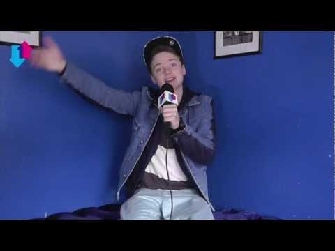 Conor Maynard Interview 16-04-12 | Official Charts
