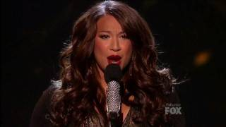 HD Melanie Amaro - When You Believe - X-FACTOR 2011 (Live Show 7).mp4