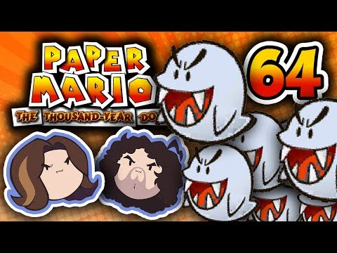 Paper Mario TTYD: Tour Talk - PART 64 - Game Grumps