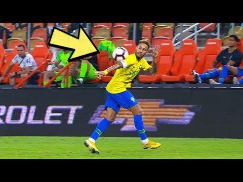 Neymar Jr Crazy Skills That Blown Up The Internet in 2018 💥