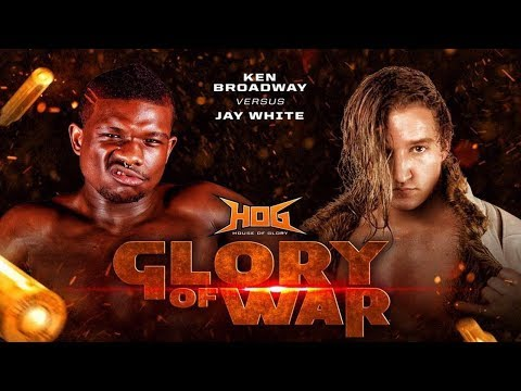 HOG Live 11/9/17 - Ken Broadway vs Jay White - House of GloryWrestling