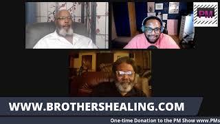 Ask the Jegna (Sam Simmons on Black Male Trauma)