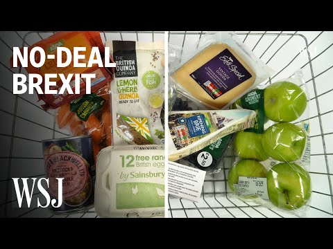 What Could Happen After a No-Deal Brexit | WSJ