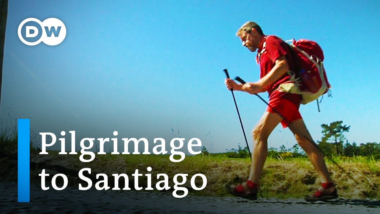 Spain: Pilgrims back on the way of St. James | DW Documentary