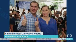 Entrevista Genoveva Huerta Villegas