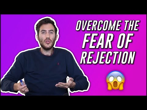 overcome fear of rejection dating