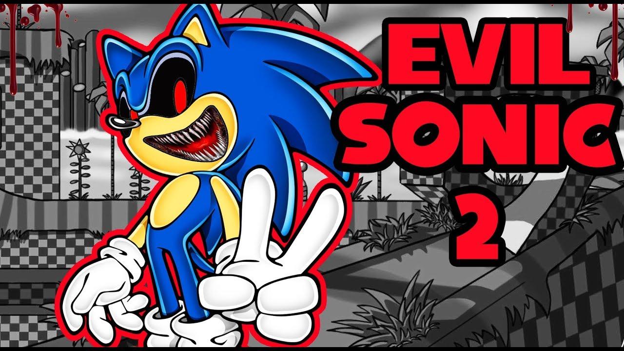 Evil Sonic He S Back Youtube