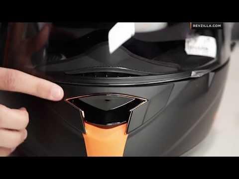 Shark Vision-R BeCool Helmet Review At RevZilla.com