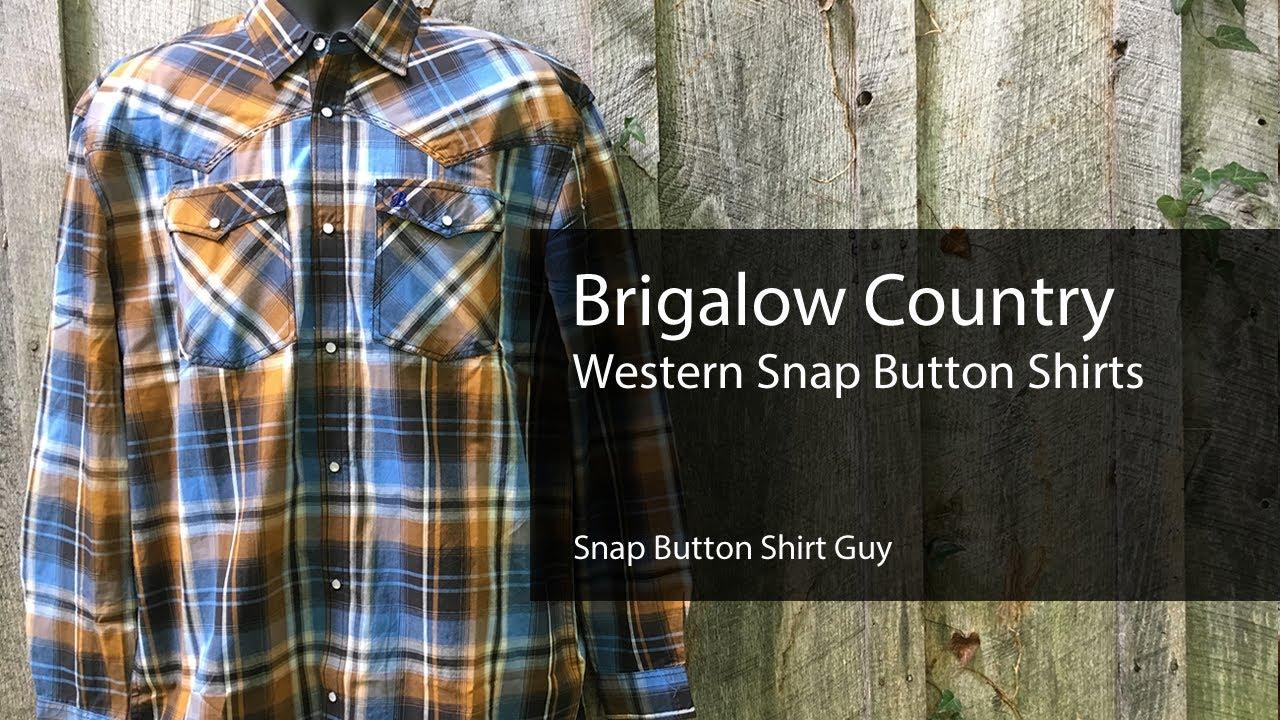 New Mens Cotton Dress Shirt-8006-J-White  Western Shirt Brigalow