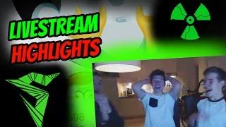 Agar.io LIVESTREAM HIGHLIGHTS // TYT House Agario Livestream
