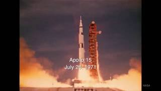 Relive Apollo 15's 1971 Mission to the Moon!