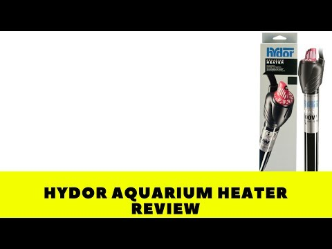 Hydor External Heater For Canister Filters 200w 300w