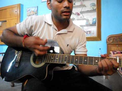 Chhoo Kar Mere Man Ko on Guitar Chords
