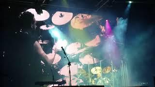 La beriso en oda... ( solo bateria) drums