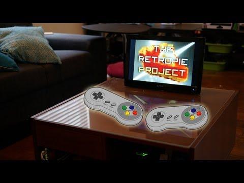 12 Ways to Build Your Own Retro Game Machine