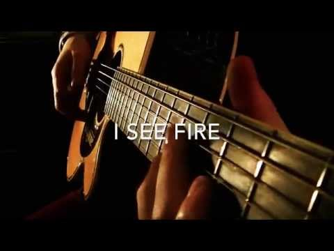 Ed Sheeran - I See Fire (cover)