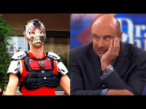 Dr Phil vs. Ultimate Spoiled Man Child - React Couch