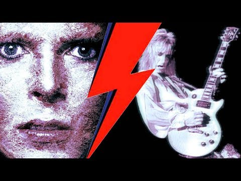 David Bowie  'John I'm Only Dancing' 1973 Aladdin Sane Version (HD)