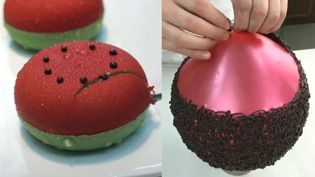 It's Amazing Chocolate | So Yummy Chocolate Cake! Creative Ideas Chef | Perfect Cake Decorating