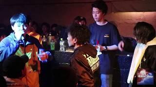 Gambar cover ミメイ×十六夜 vs 9for×MC KUREI | 凱旋MC BATTLE 2on2