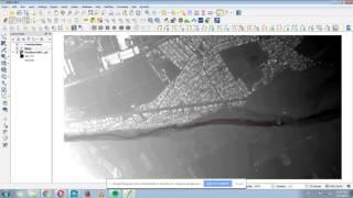 How to Create River Geometry for HEC-RAS using Q-RAS