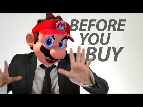 Mario Tennis Aces - Before You Buy