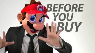 Mario Tennis Aces - Before You Buy