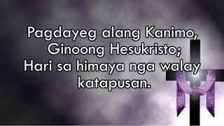 Pagdayeg Alang Kanimo - Nars Fernandez (Minus One)