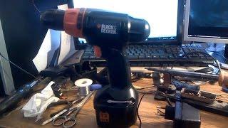 Ремонт зарядного пристрою шуруповерта Black & Decker для всіх (з субтитрами і музикою).
