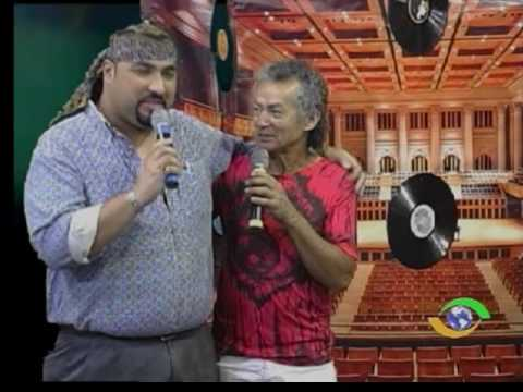 Só No Vinil Na TV  25  11   Apresentação Hugo Tupã O Cigano