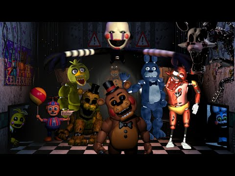 FiveNightsatFreddys2 - What does the fox say ?