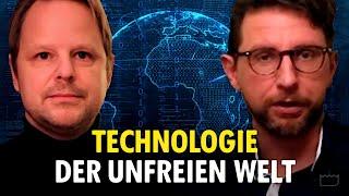 Technologie der unfreien Welt – Hauke Ritz im Gespräch