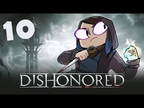 Stumpt Jas plays - Dishonored Episode 10 (Twitch Vod)