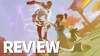 The Legend of Korra - The Video Game Review / Test - Hooked